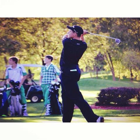 Varisity golf/ State