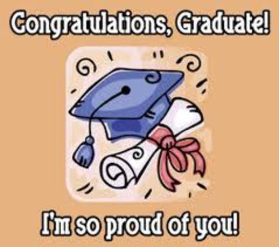 Graduated Middle School