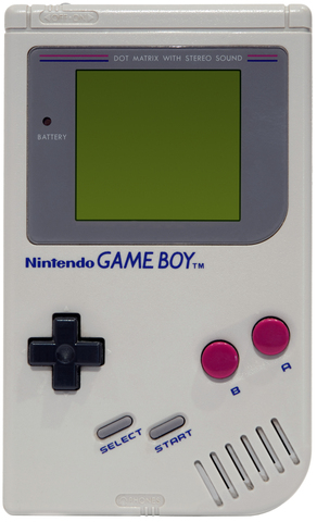 I wanted a gameboy