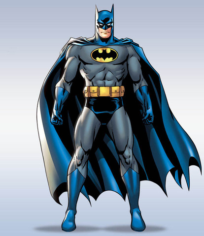 I decided to be batman as a career