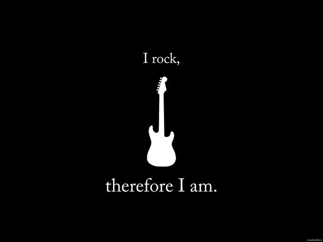 """Rock """"Negro"""""""