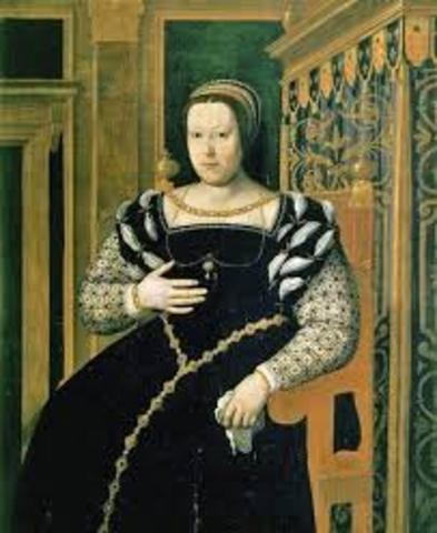 Catherine's death