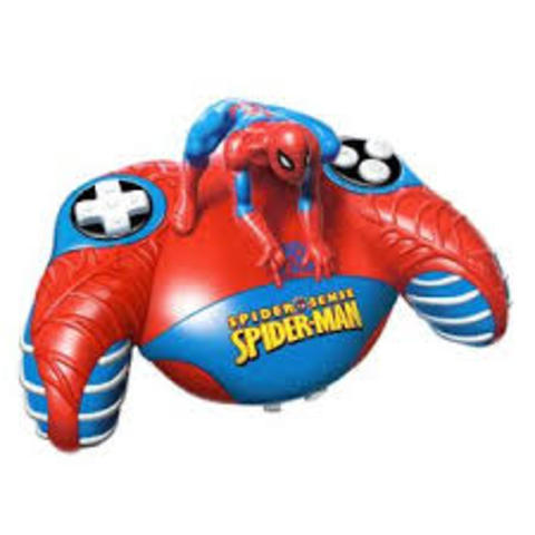 Get a Spiderman game that I could connect to the t.v.