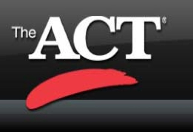 Get a good score on the ACT