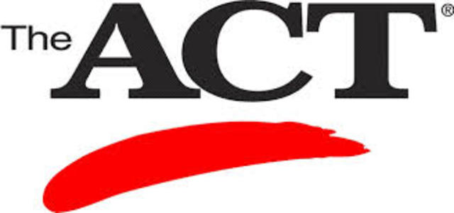 Good score on the ACT