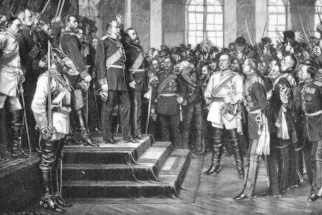 Gernany declares war on France