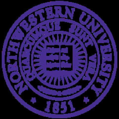 Attend College at Northwestern University