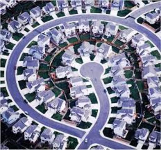 Move into a suburban area.