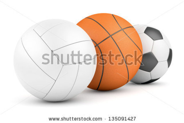 Play three sports in middle school