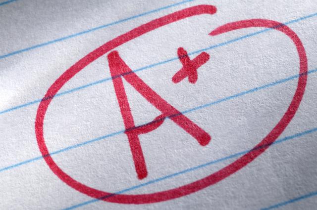 Get good grades in highschool
