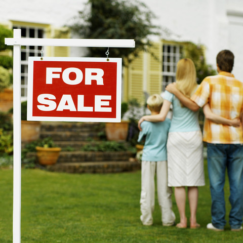 Buy a nice house