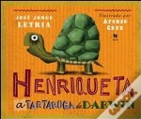 Henriqueta, a Tartaruga de Darwin