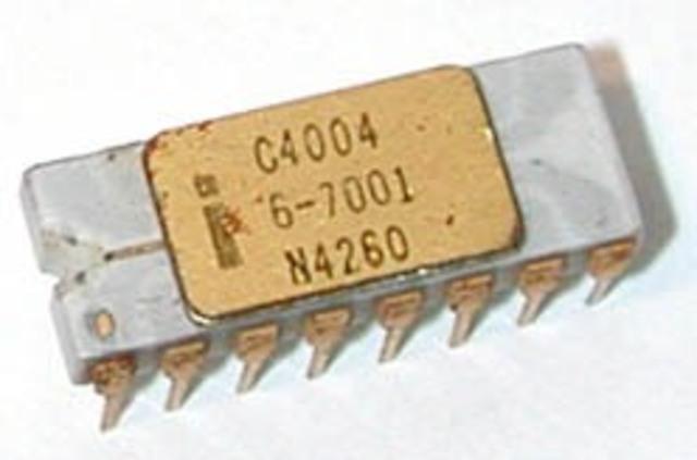 открытие i4004