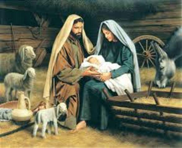 Kristi fødsel år 0/ Romersk Jernalder.