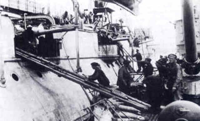 Unrestriced Submarine Warfare