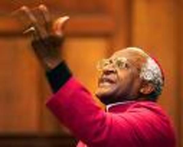 Desmond Tutu: 1976