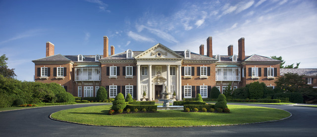 Buying a mansion