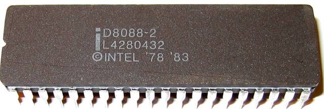 Процессор i8088