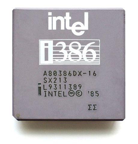 Микропроцессор i386
