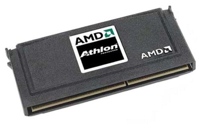 Фирма AMD выпустила на мировой рынок