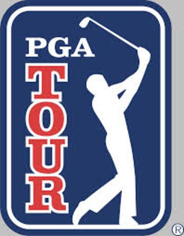 Play on the PGA tour.