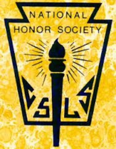 Join National Honors Society