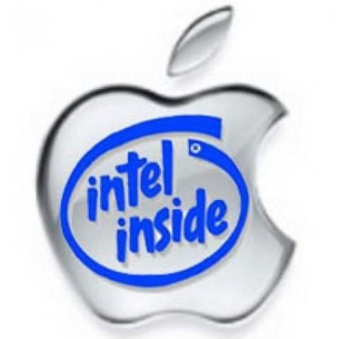 фирма Apple переходит на процессоры Intel
