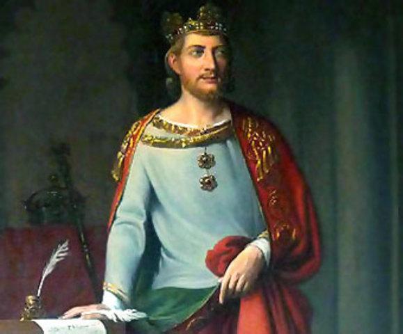 Rey Alfonso exigió la conversion los textos a Castellano