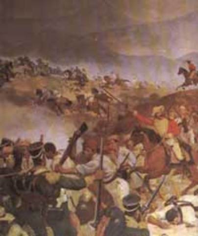 Battle of Bogotá seals Colombia's independence