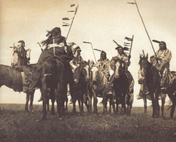 Conflict with Blackfeet