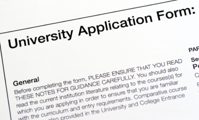 Apply to college