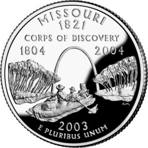Starting Point: St. Louis, Missouri