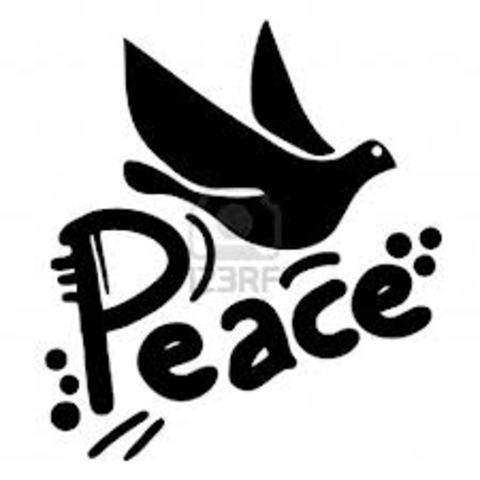 Die peacefully