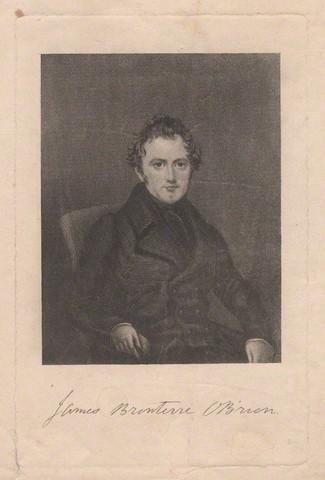 JAMES BRONTERRE O'BRIEN