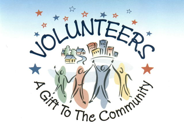 Volunteer Work With Family