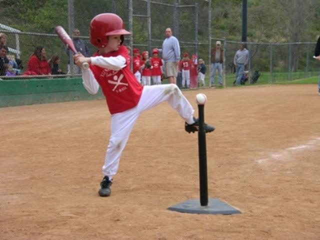 Start to Play Baseball