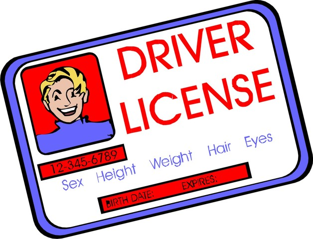 Get my Drivers License