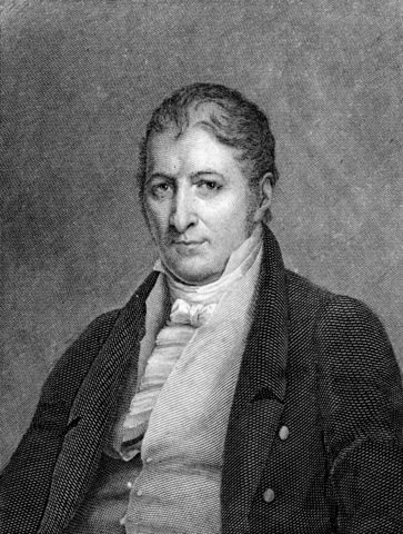 ELi Whitney invents the cotton gin, in the USA.