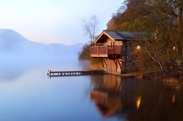Buy a Lake House