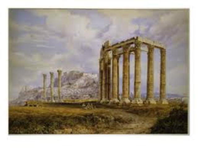 See the Pyramids & Grecian Ruins