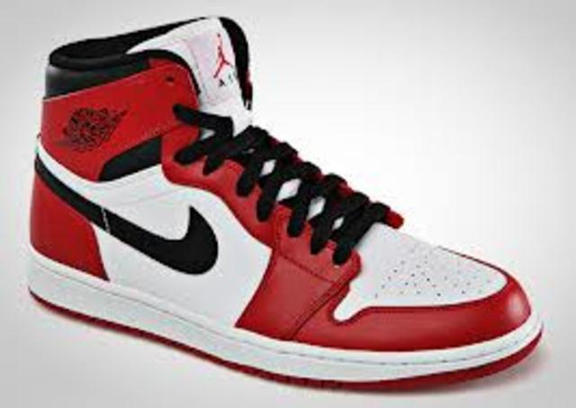 Get Air Jordan shoes.