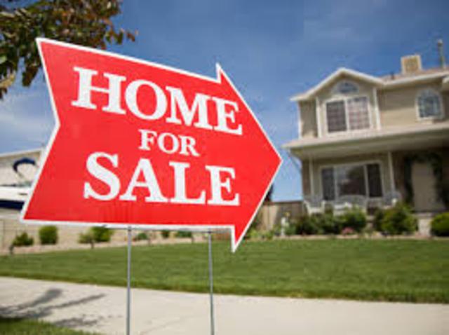 Buy a house.