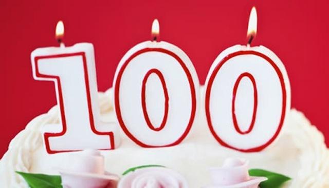 Live till 100!