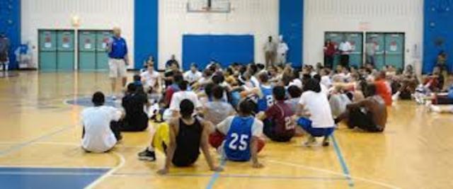 Make freshman basketball.