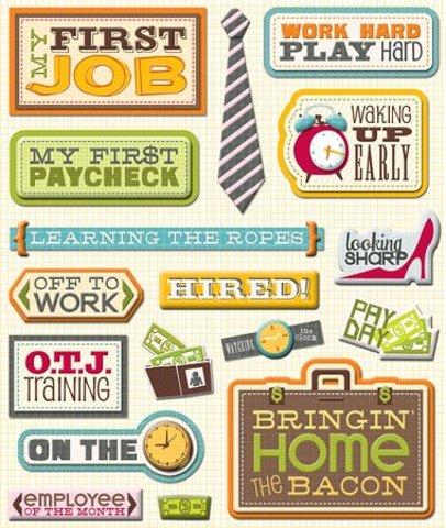 Get first real job