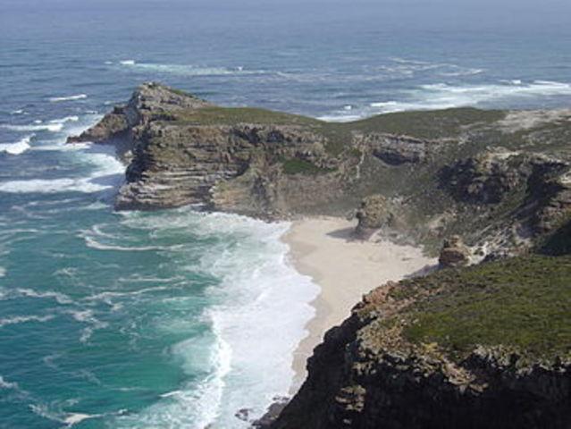 B.Dias reaches Cape of Good Hope