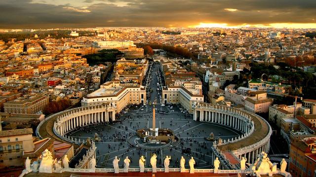 Alberione en Roma