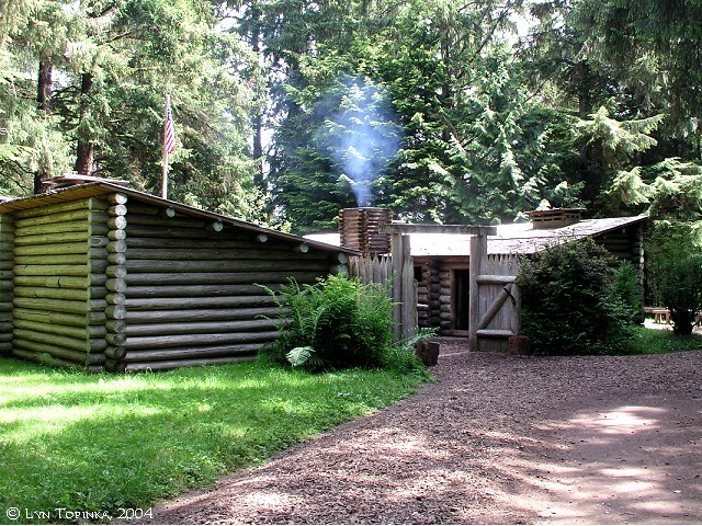 Experience at Fort Clatsop