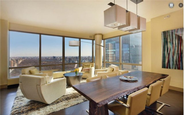 I want to live in a nice apartment in New York City