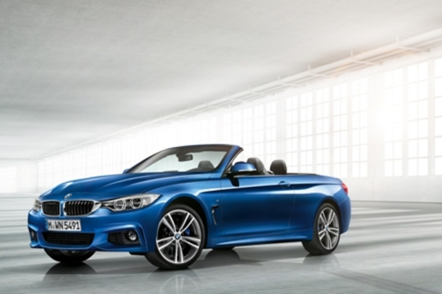 I want to own a BMW convertible with over 400 hp